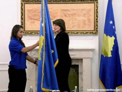 Majlinda Kelmendi Kosovo