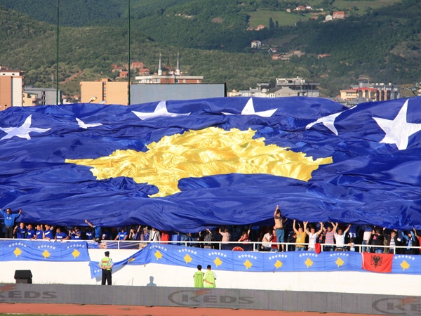 kosovo estadio